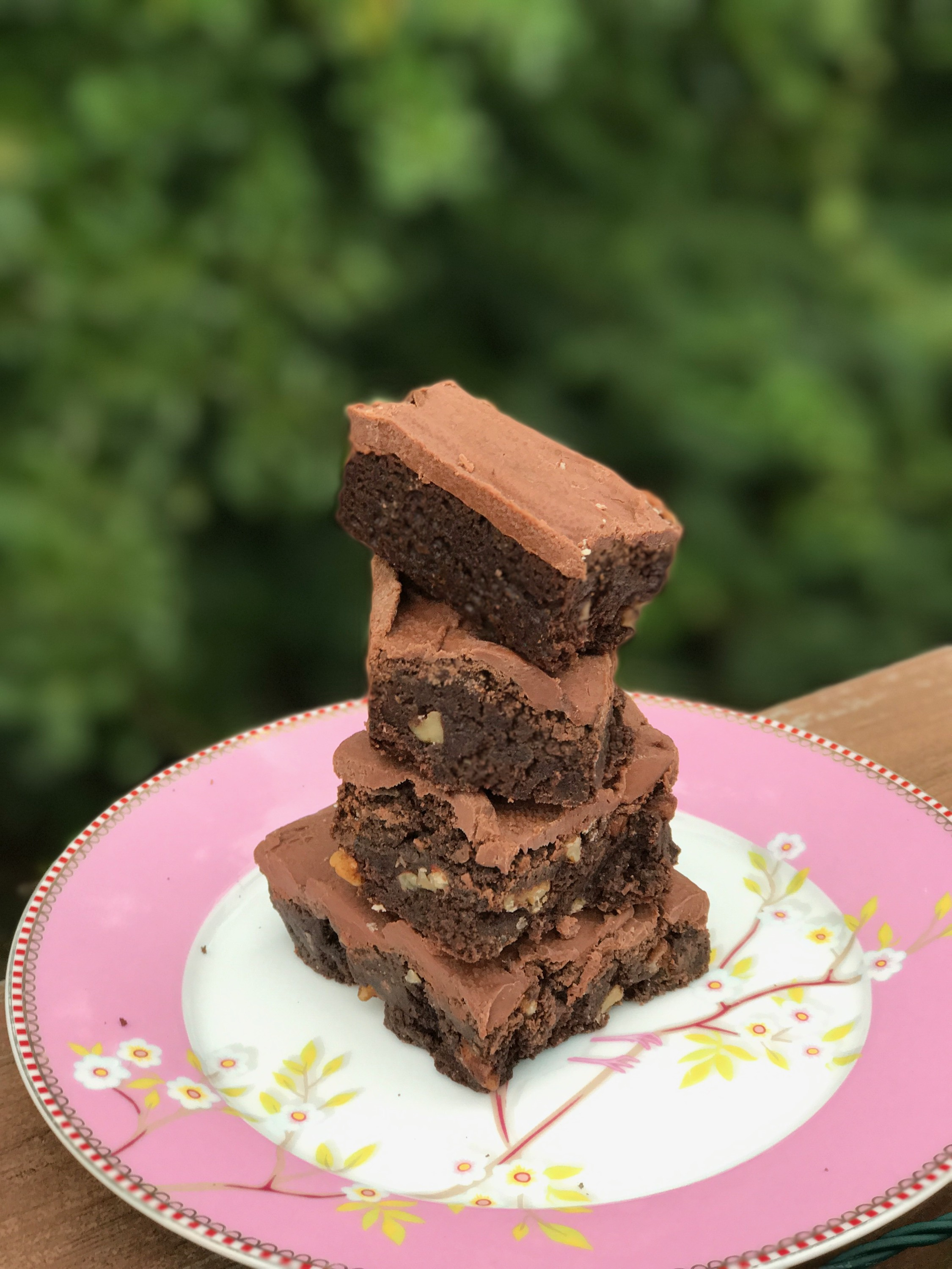 The BEST Brownies Recipe EVER!